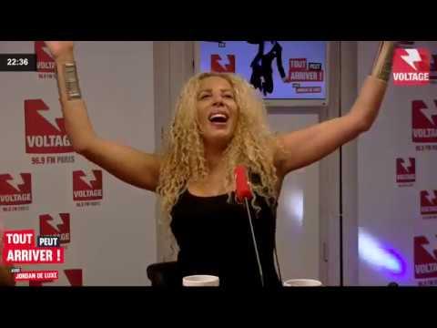 Afida Turner : Révélations sexuelles très hot sur Voltage FM!