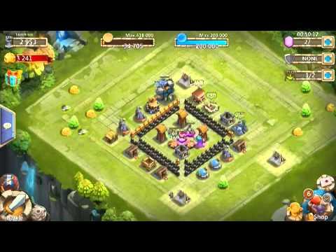 Let's Play Castle Clash #12