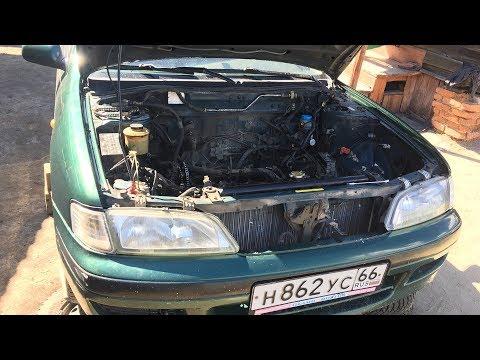 Устранение масложора на GA16DE / Ремонт двигателя / Nissan Primera P11