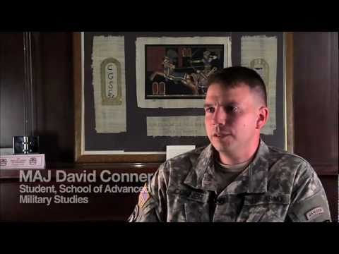 Connecting Concepts - US Army School Of Advanced Military Studies Integrated Planning