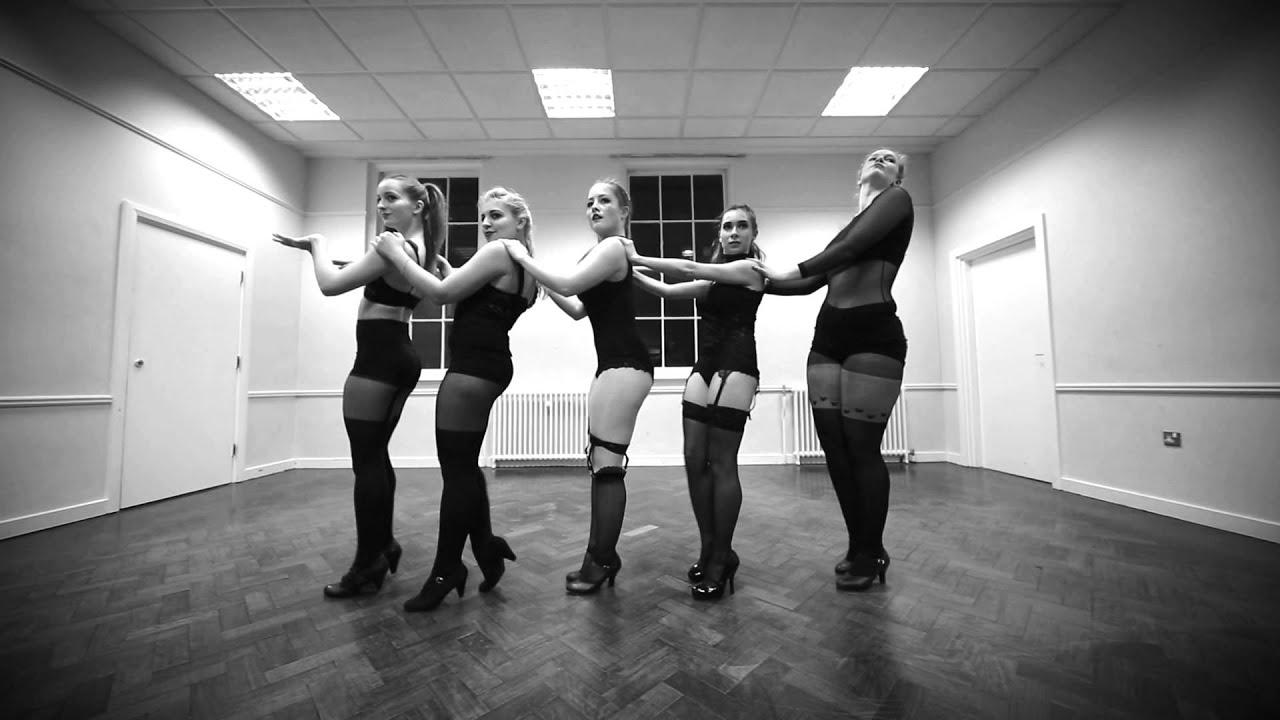 youtube burlesque dancers