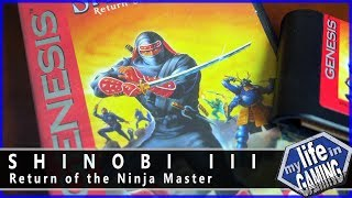 Shinobi 3: Return of the Ninja Master :: Game Showcase - MY LIFE IN GAMING