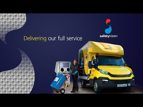 Safetykleen full service (short) voice over