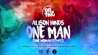 Alison Hinds - One Man (One Woman Remix) 2019 Soca (Barbados)