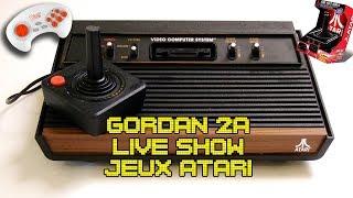 LIVE Test Jeux Atari 19.06.2019