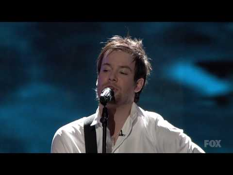 Top 9 Night - David Cook - Little Sparrow