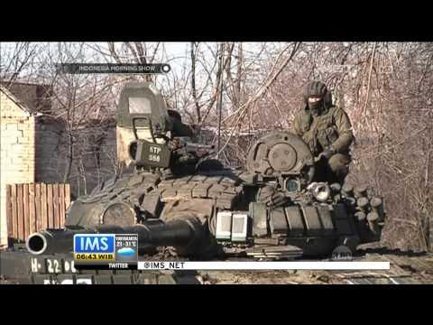 Ketegangan antara Ukraina dan Rusia memanas, PBB diharapkan menindak gencatan senjata - IMS