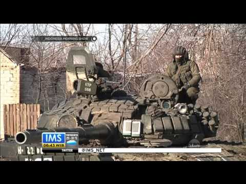 Ketegangan antara Ukraina