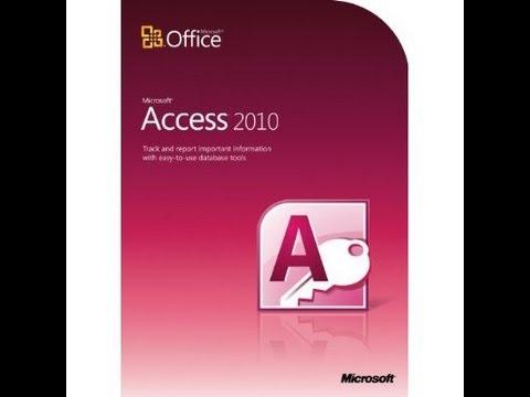 Kurs Microsoft Access 1 Jak utworzyć bazę danych ?