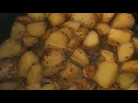 🌸-pommes-de-terre-sautées-au-cookeo-🌸