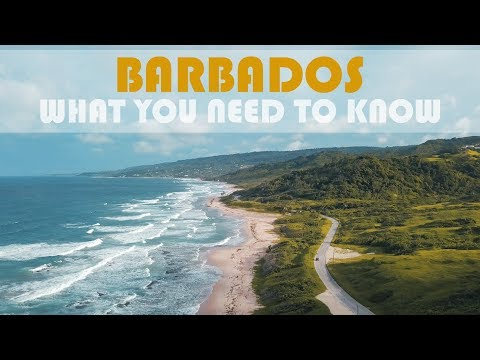 BARBADOS TOP TRAVEL TIPS | 4K | Subtitles