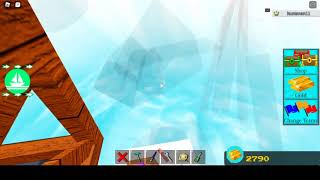 Building a afk grinder in build a boat for treasure!