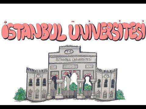 3dk'da İSTANBUL ÜNİVERSİTESİ