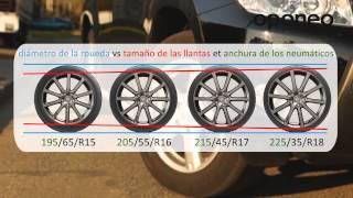 Las equivalencias de neumáticos ● Consejos Oponeo™