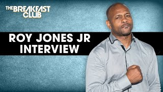 Roy Jones Jr. Talks Upcoming Fight With Mike Tyson, Stamina,  Strategy + More YouTube Videos
