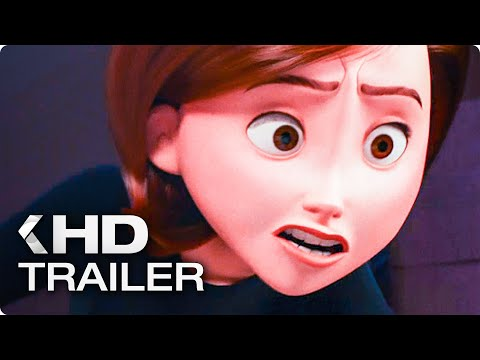 """INCREDIBLES 2 """"Mother's Day"""" TV Spot & Trailer (2018)"""