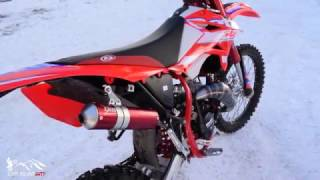 Beta RR50 Factory 2016 Soundcheck with Drp Extreme exhaust!