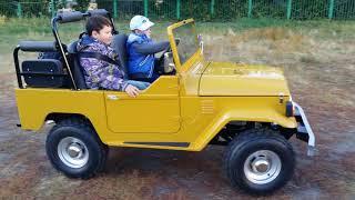 як зробити автомобіль для дітей
