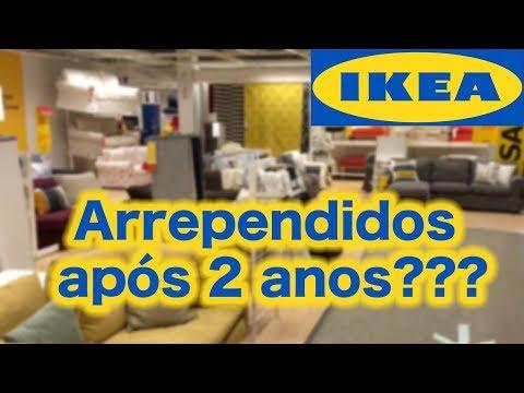 NOS ARREPENDEMOS DE COMPRAR NA IKEA? OS MOVEIS AINDA ESTÃO BONS APÓS 2 ANOS?