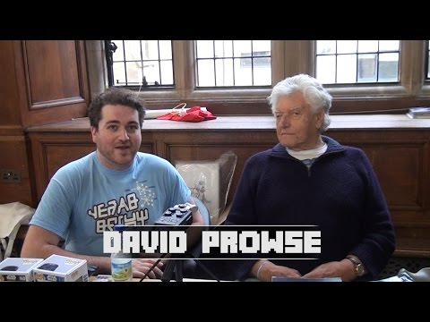 David Prowse MBE Interview - Oxford Comic Con