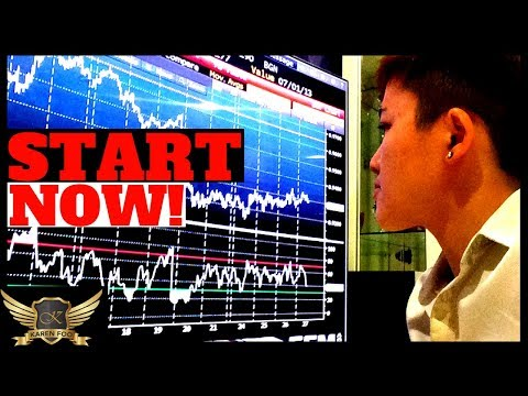 HOW TO LEARN FOREX TRADING FOR BEGINNERS (TOP 5 WAYS)