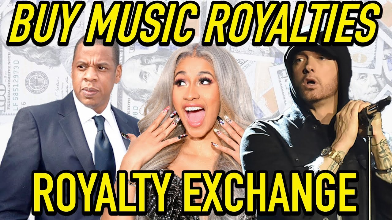 HOW TO BUY YOUR FAVORITE ARTIST MUSIC ROYALTIES 💰 ROYALTY EXCHANGE