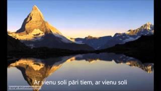 The Sound Poets-  Kalniem pāri