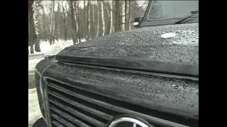 Тест-драйв Mercedes-Benz G-клас (Гелендваген не Ефір)