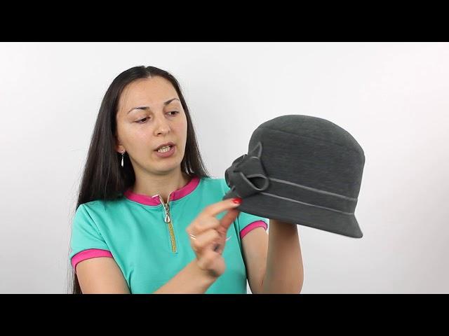 Шляпа, Вилора Графит