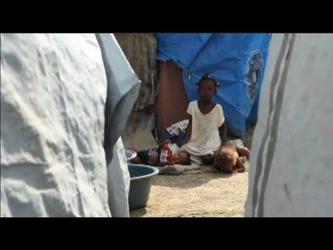 """Canada Suspends Aid to Haiti, UN, US, Canada Spend Money on """"Security"""" as Cholera Persists"""