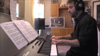 One Direction - If I Could Fly (piano cover & sheet music)