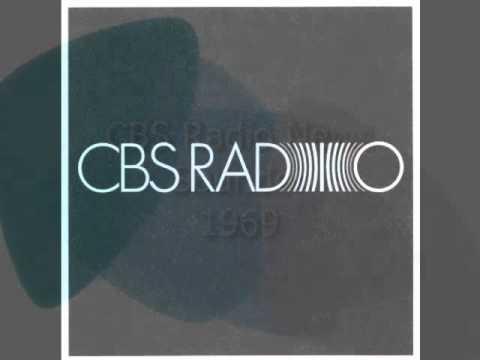 CBS News Sounder 1969