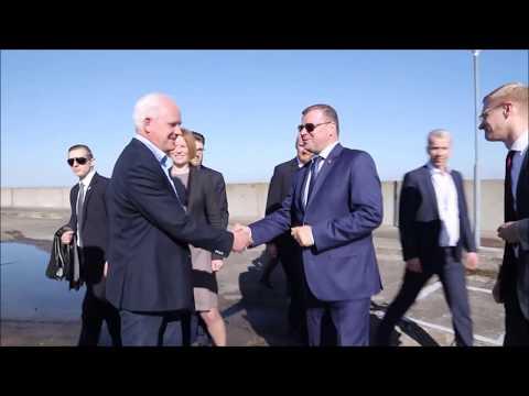 Kaišiadoryse ir Elektrėnuose lankėsi Ministras Pirmininkas Saulius Skvernelis