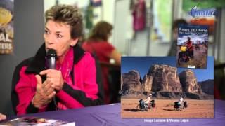 Verena Lepre, 8 ans à vélo autour du monde,  par ABM TV