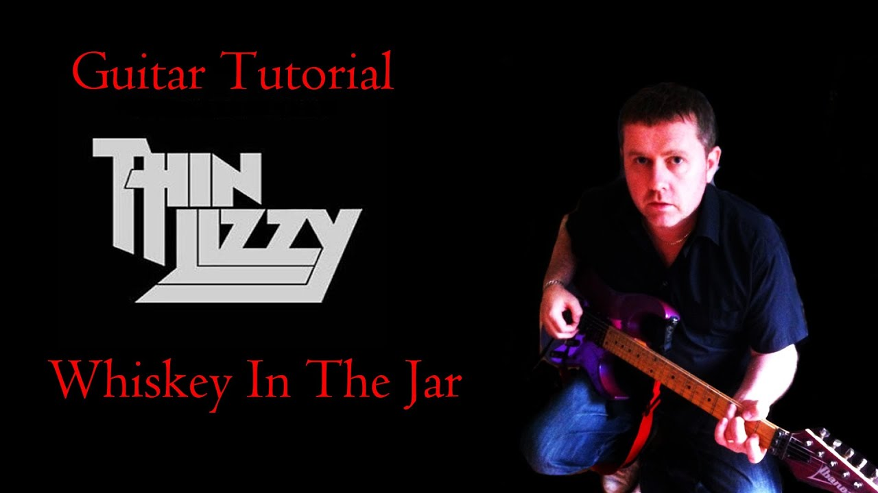 How To Play Thin Lizzy Whiskey In The Jar Guitar Intro Youtube