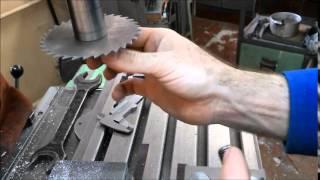 Уроки фрезерования или оснастка для дисковых фрез