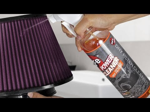 aFe Power Air Filter Cleaner Sprays