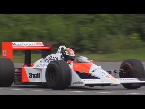 McLaren Honda MP4/4 (1988 late) vol.2 - Ultimate V6 Turbo engine