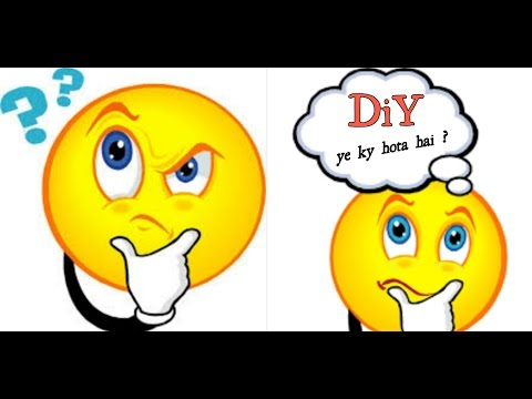What does DIY means   Wat is diy   what diy means   what does diy stand for   diy meaning + GIVEAWAY