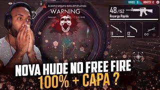 🔴 FREE FIRE AO VIVO!🔴NOVA HUD DO FREE FIRE! BOA OU RUIM!?🔴SOLO RANKED NEGÃO DA LOS GRANDES🔴