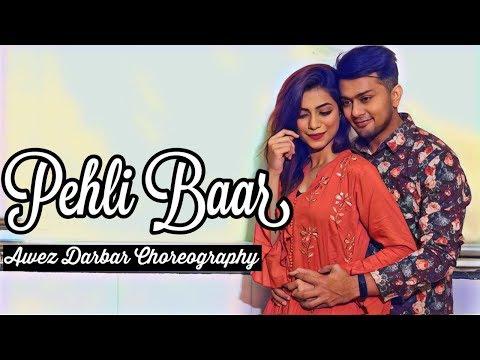 Pehli Baar - Dhadak | Awez Darbar Choreography