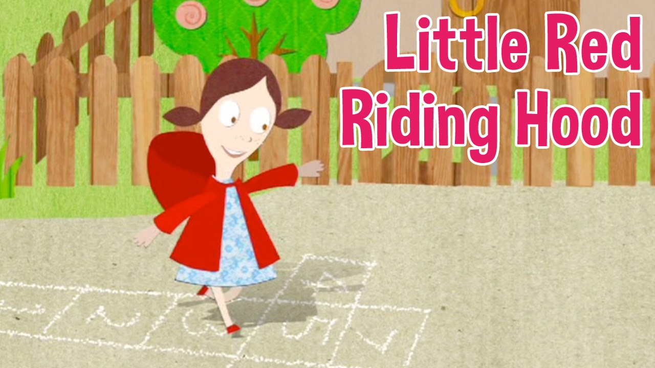 little red riding hood animated fairy tales for children little red riding hood animated fairy tales for children