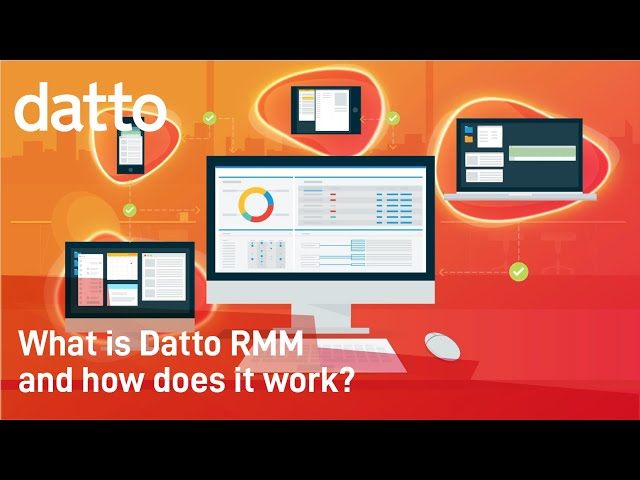What Is Datto RMM & How Does It Work?