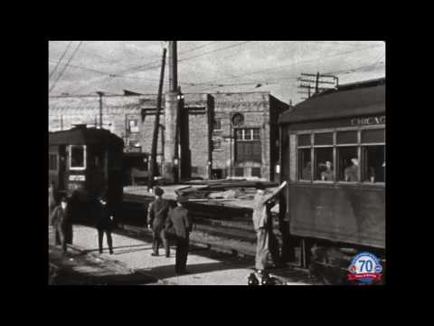 CTA From The Archives: The North Shore Line