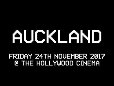 Trailer: Stand By for Tape Back-Up (New Zealand 2017)