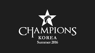 LCK Spring Promotion - Round 3: ESC vs. CJ (OGN)