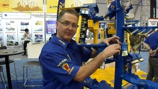 Video still for Auger Torque  - New Drill Bits at CONEXPO-CON/AGG 2014