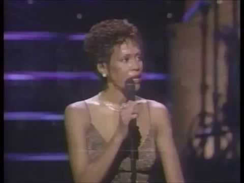 Whitney Houston   Live in Washington, D C  2 1997