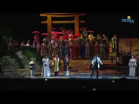 """La Butterfly """"cinese"""" omaggia le vittime di Barcellona"""