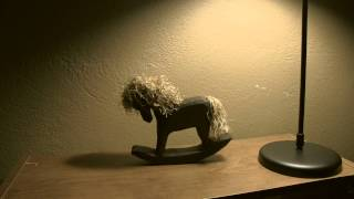 The Rocking Horse - Book trailer
